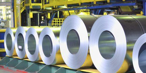 Steel Rolling Profiling Control